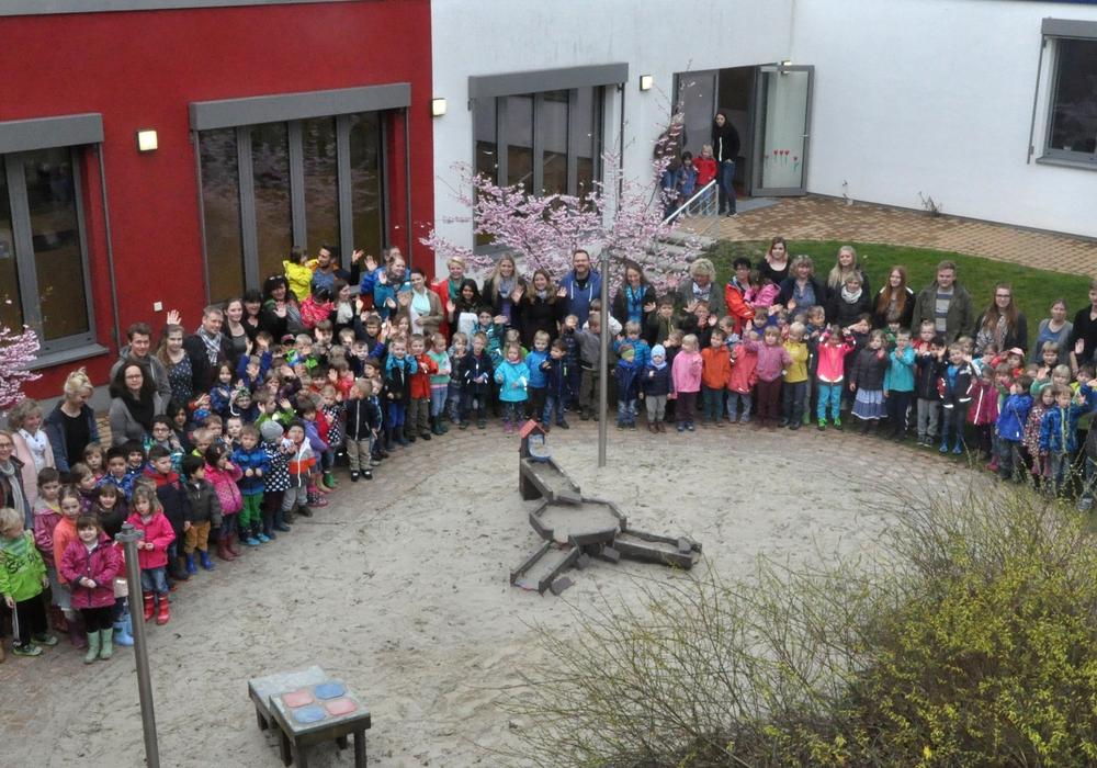 Große Vorfreude herrscht bei den Kindern der Wolfenbütteler Lebenshilfe-Einrichtungen. Foto: Lebenshilfe