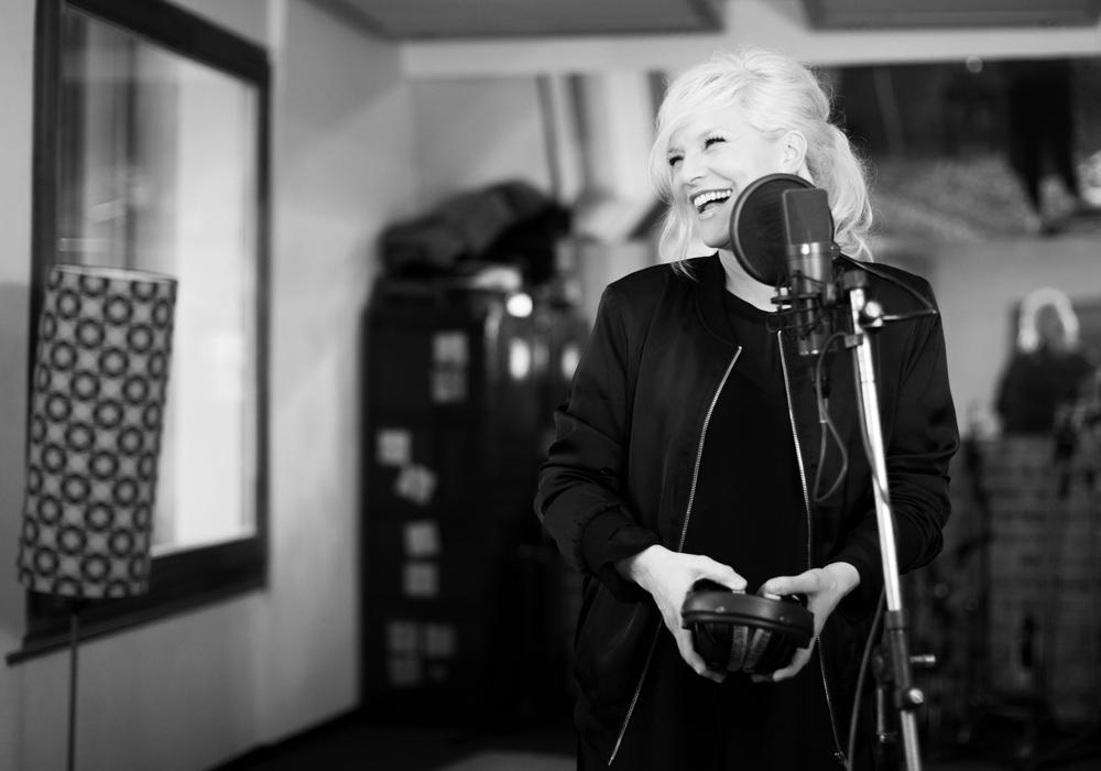 Die Stadt wird Ina Müller mit dem Paul-Lincke-Ring ehren. Foto: Sandra Ludewig · © Sony Music