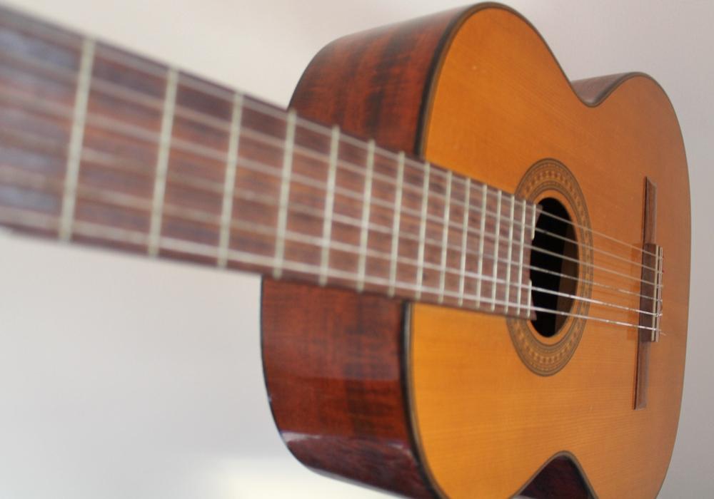 Bereits in diesem Jahr schweigen die Gitarren. Symbolfoto: Christina Balder