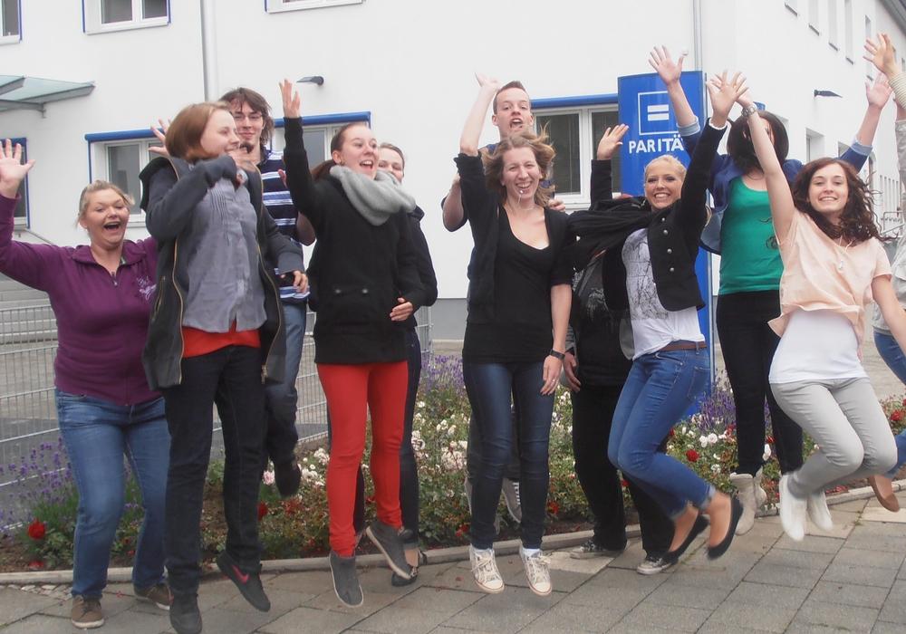 FSJ macht Spaß! Noch gibt es freie Plätze bei der Paritätischen Braunschweig. Foto: Paritätische Braunschweig