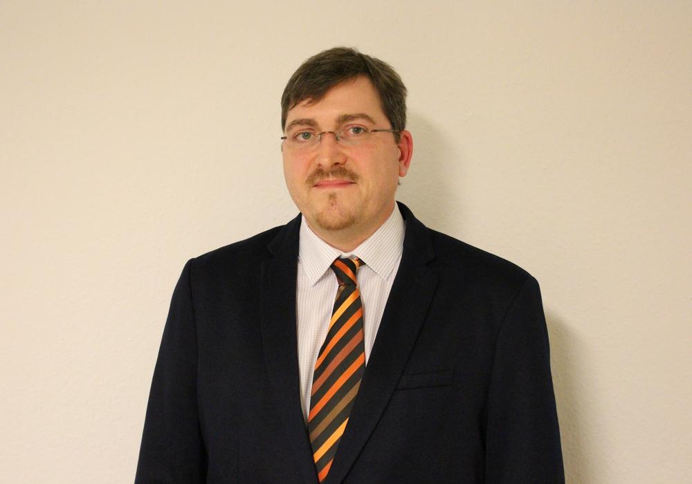Thomas Schlick, Vorsitzender des AfD-Kreisverbandes Wolfsburg. Foto: Magdalena Sydow
