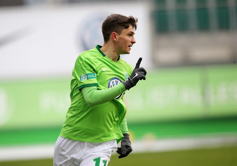 Erzielte erst am Samstag zwei Tore im Conti Pokal-Halbfinale: David Nieland. Foto: Agentur Hübner