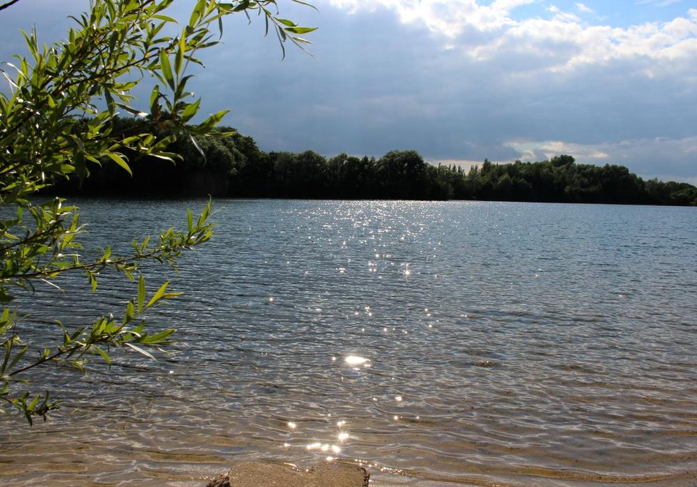 Die Jusos äußern sich zum Badeverbot am Wiedelaher See. Symbolfoto: Sina Rühland