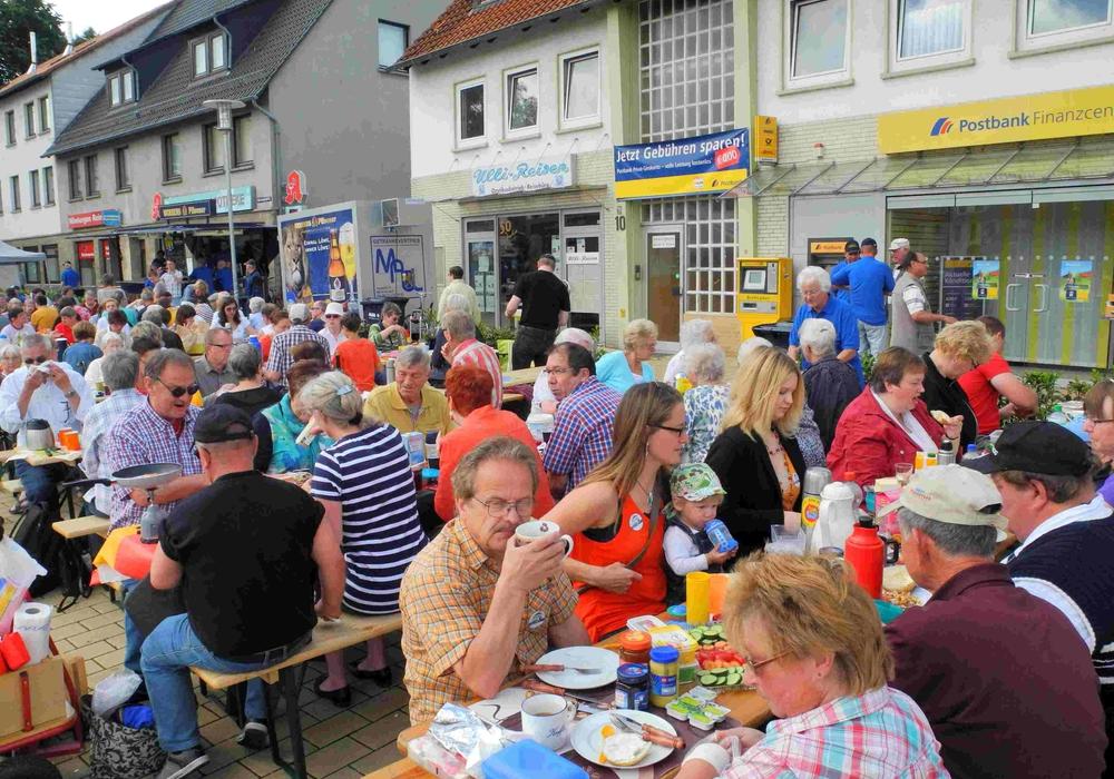 Siegfrieds Bürger-Frühstück findet am 21. August statt. Foto: privat