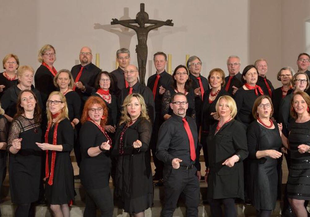"""Die """"KissSingers"""" treten in der Martinikirche auf. Foto: Paul Koch"""