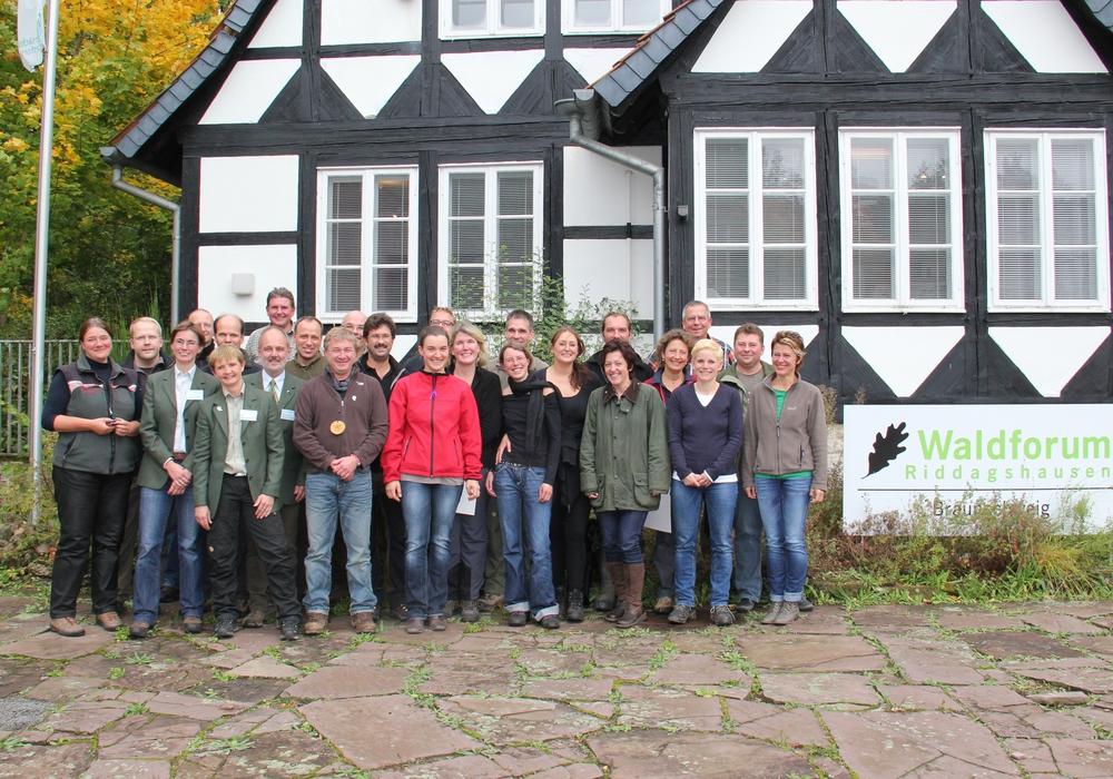 Archivfoto: Waldforum Riddagshausen