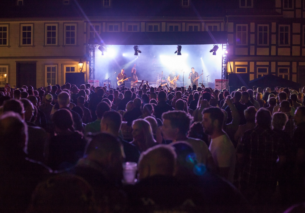 Das Altstadtfest bietet wieder zahlreiche Attraktionen. Symbolfoto: Alec Pein
