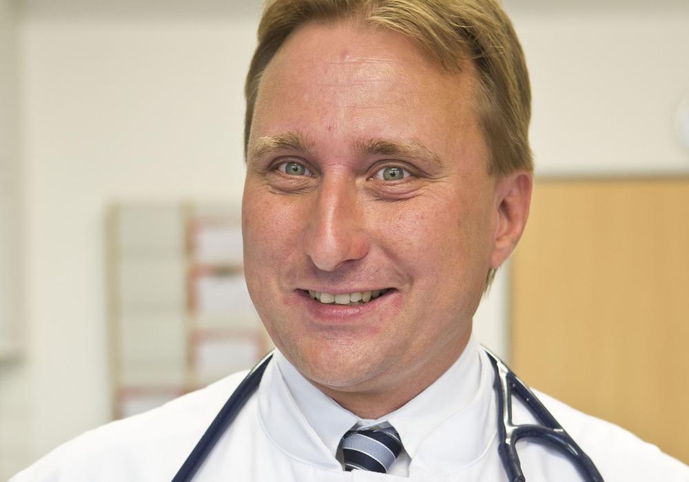 Prof. Dr. Jan T. Kielstein. Foto: Jörg Scheibe