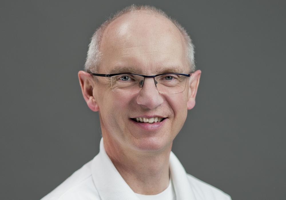 Professor Dr. Dirk Hausmann. Foto: Privat