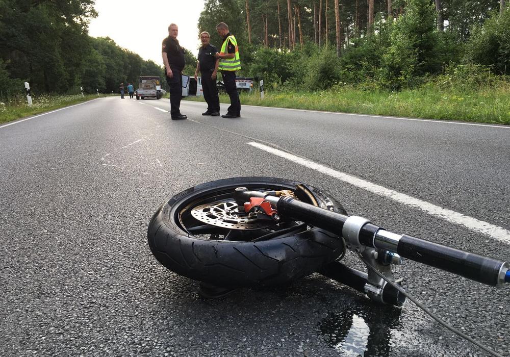 Motorradfahrer leben bei Unfällen besonders gefährlich. Foto: Archiv/aktuell24