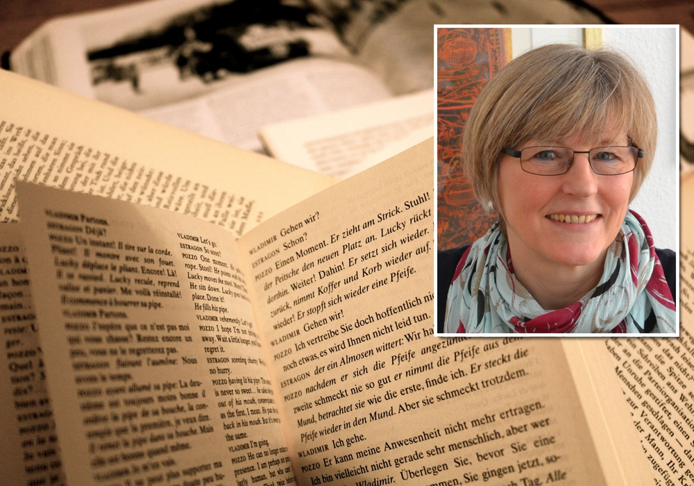 Die Autorin Kirsten Döbler. Foto: Privat/Archiv