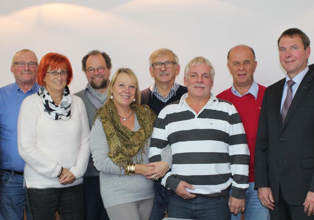 Fraktionsmitglieder der SPD Fraktion im Gemeinderat Cremlingen. Foto: Privat