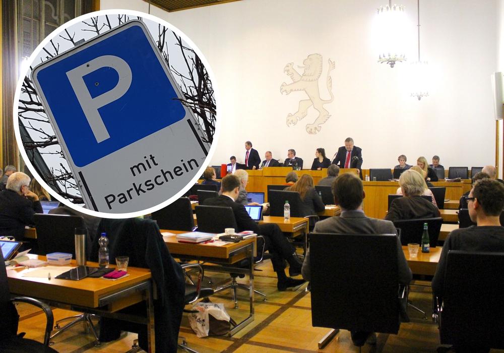 Mit Ausnahme der AfD-Politiker stimmten sämtliche Ratsmitglieder für die Anpassung der Parkgebühren. Foto: Nick Wenkel/Archiv
