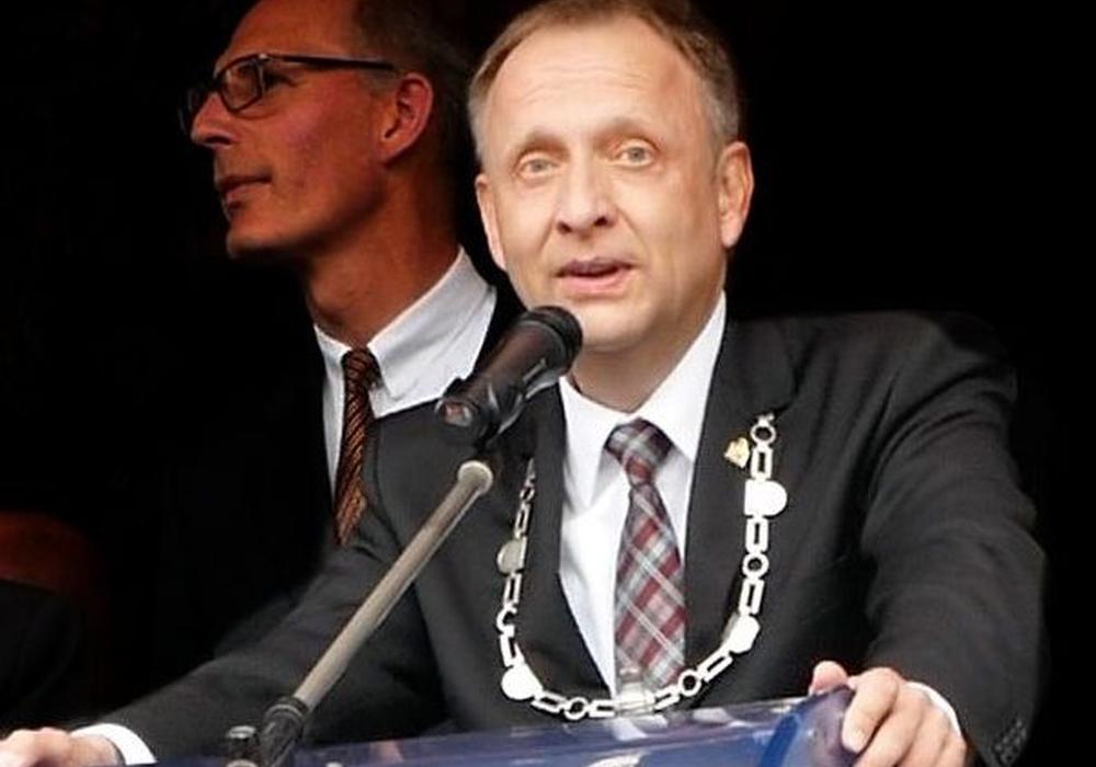 Klaus Saemann. Foto: Archiv