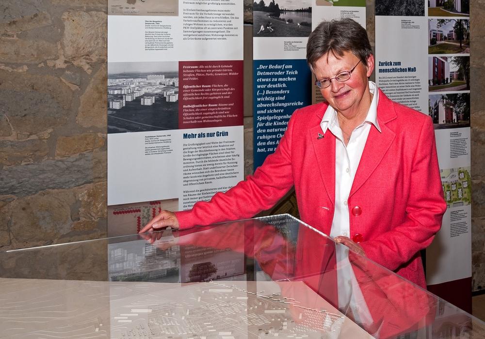 Führung im Stadtmuseum über Wolfsburg. Foto: Stadt Wolfsburg
