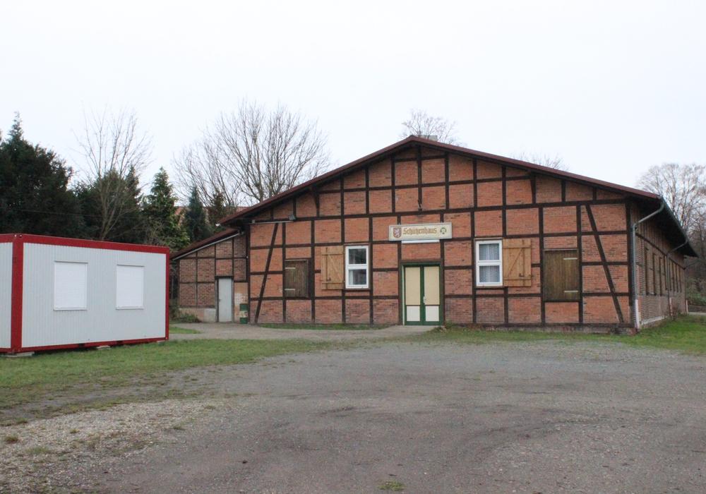 Das Schützenhaus in Schladen wird nicht mehr als Notunterkunft für Flüchtlinge benötigt. Foto: Anke Donner
