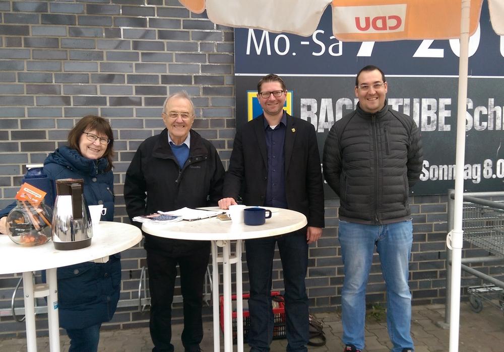 Dei CDU Sickte lädt zum Cafe-Treff. Foto: Privat