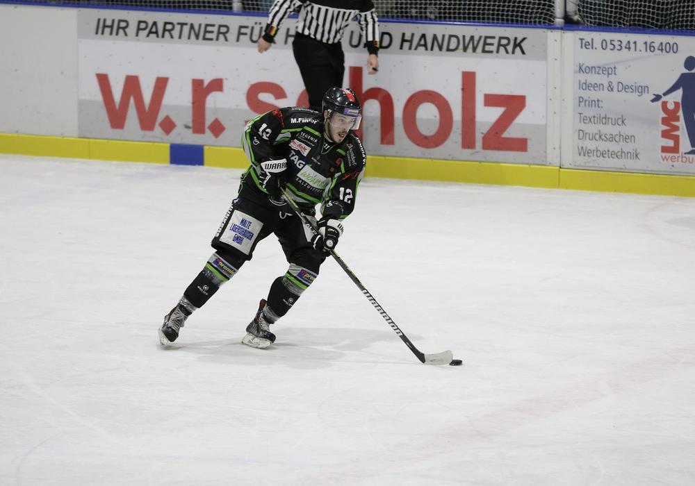 Lucas Engel - Jetzt noch bei den TAG Salzgitter Icefighters, bald schon in der Oberliga Nord bim Herforder EV.