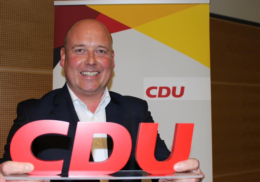 Holger Bormann wurde als Bundestagskandidat der CDU gewählt