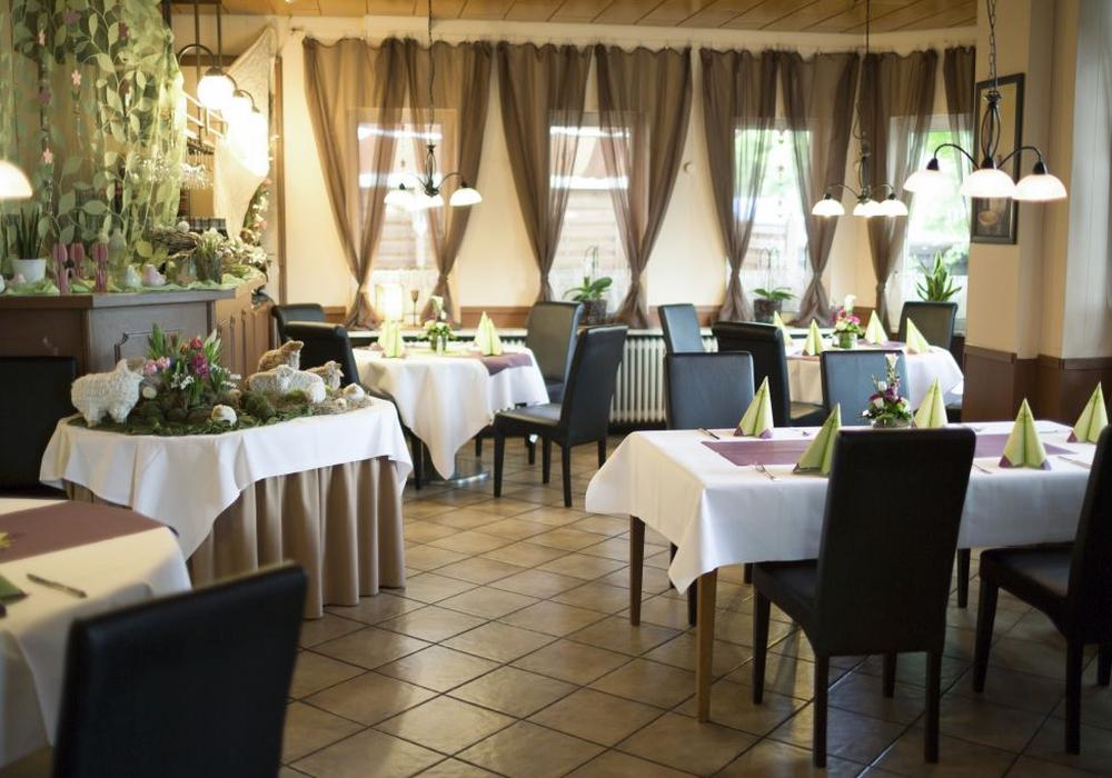 Die Wirtin vom Hotel-Restaurant Waldhaus appelliert an die Vernunft der Menschen.