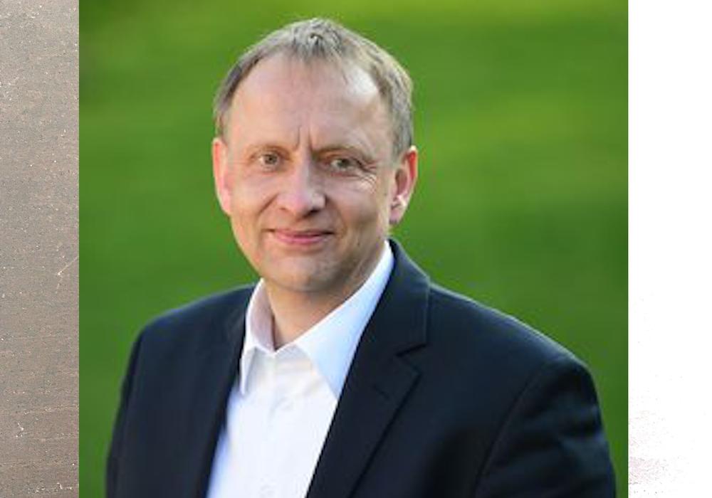 Bürgermeister Klaus Saemann.