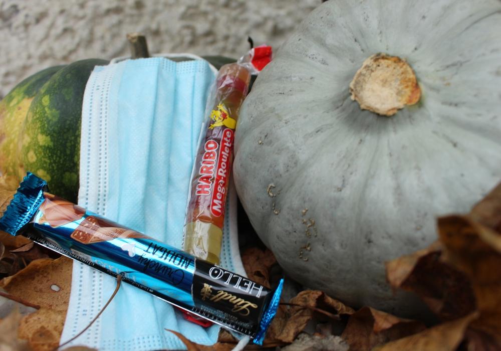 Auch in Braunschweig wird vom Süßigkeiten sammeln abgeraten. Symbolbild.