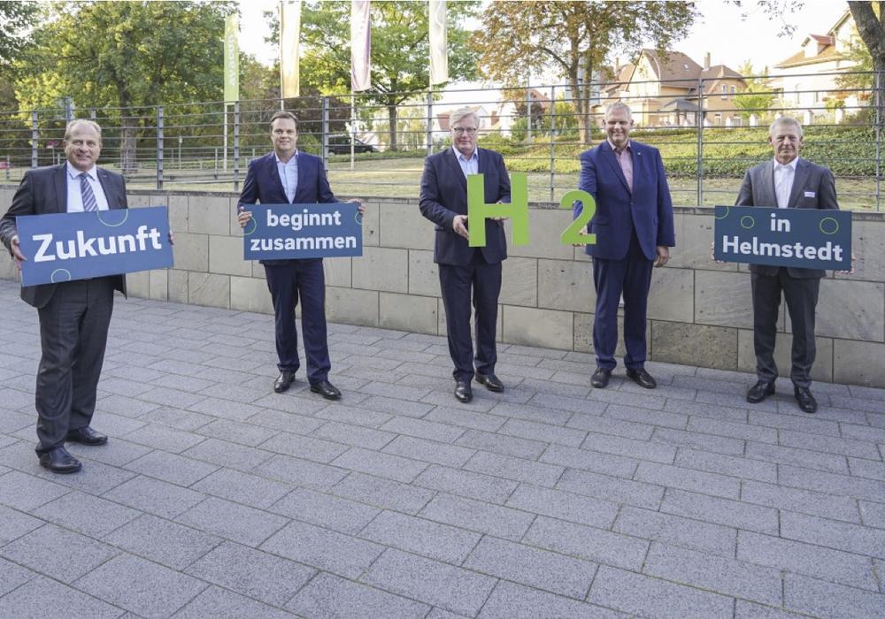 Innovative Wasserstoff-Projekte sollen den Strukturwandel im Landkreis Helmstedt voranbringen.