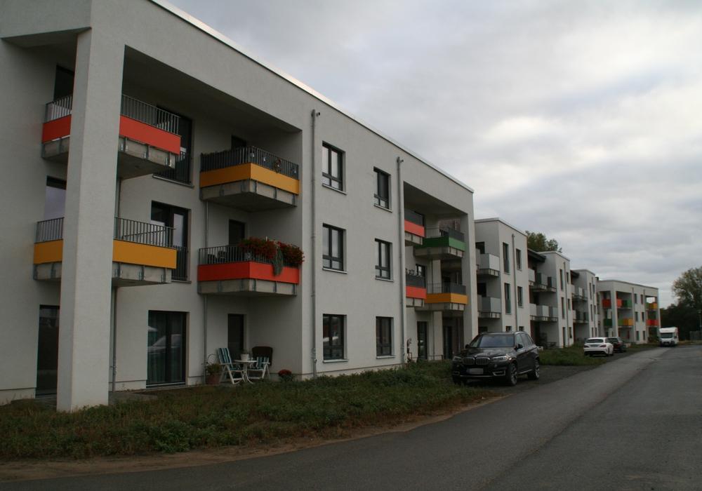 Die 51 Wohnungen im 1. Bauabschnitt im Cremlinger Holzweg sind überwiegend vermietet.