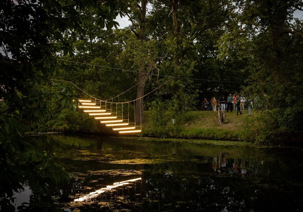 7.217 Gäste und Einheimische haben an einer der vielfältigen Führungen entlang des Braunschweiger Lichtparcours teilgenommen.