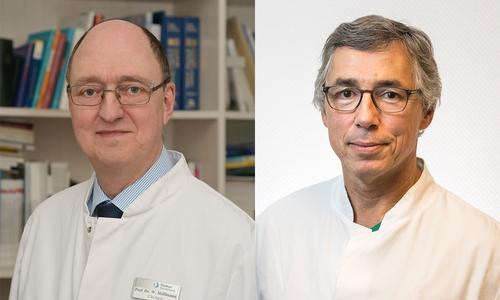 Prof. Dr. Hoffmann, Chefarzt für Strahlentherapie & Radioonkologie sowie Prof. Dr. Hammerer, Chefarzt Urologie & Uroonkologie, beantworten Ihre Fragen.