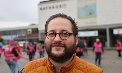 Mario Römer, Vorsitzender komba Salzgitter