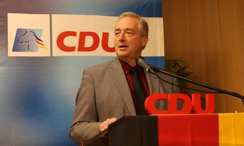 CDU-Kreisvorsitzender Frank Oesterhelweg.