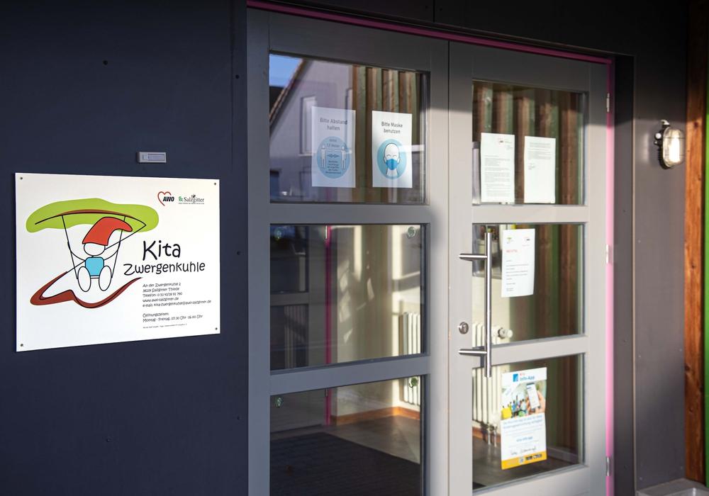 Eine Gruppe des Kindergarten Zwergenkuhle wurde geschlossen.