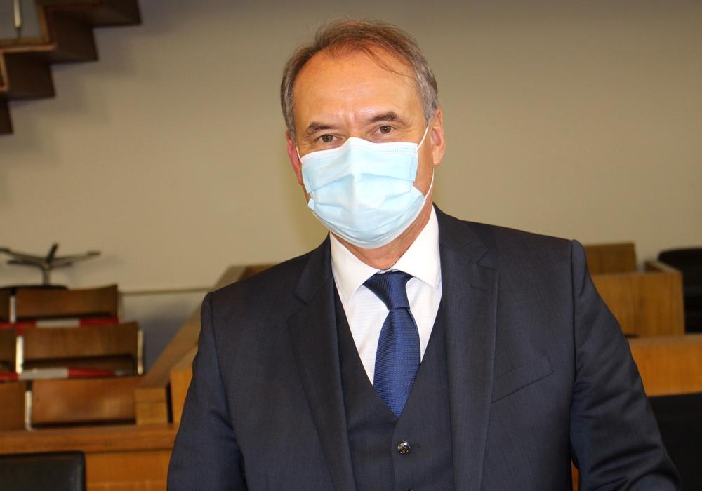 Oberbürgermeister Ulrich Markurth