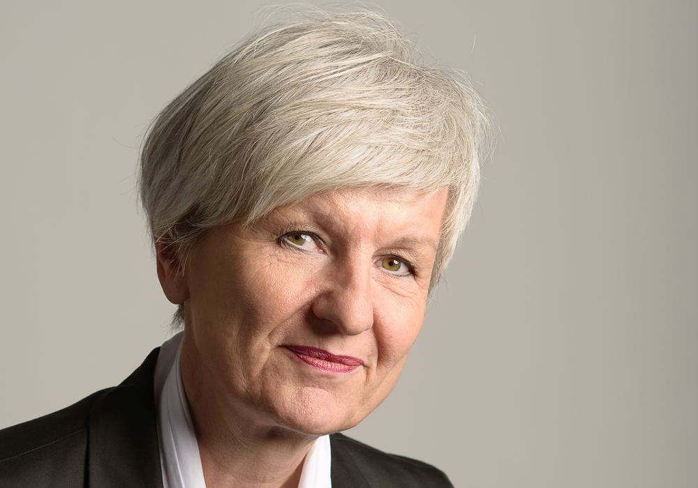 Landrätin und Vorsitzende des Kreisverbandes Volksbund Deutsche Kriegsgräberfürsorge e. V. Christiana Steinbrügge.
