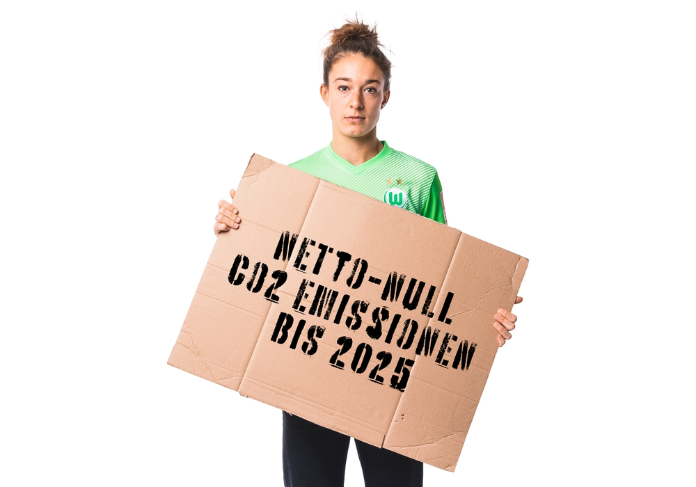 """Der VfL Wolfsburg verfolgt ambitionierte Klimaschutzziele im Rahmen der """"Race To Zero""""-Bewegung der Vereinten Nationen."""