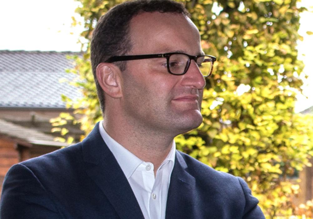 Bundesgesundheitsminister Jens Spahn. Archivbild