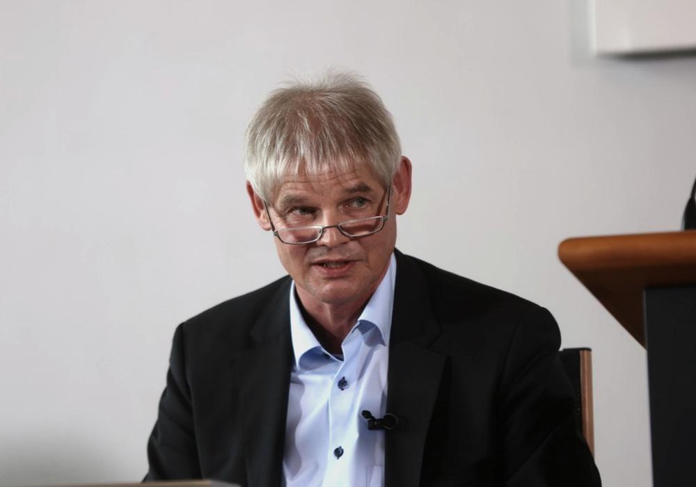 Salzgitters Oberbürgermeister Frank Klingebiel. (Archivbild)