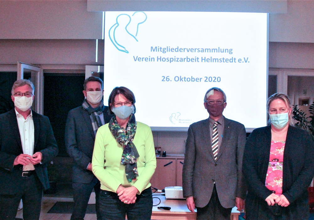 Katja Witte-Knoblauch, Dr. Wolfgang Schneiß, Ekke Seifert, Catarina Köchy, Dr. Joachim Scherrieble, Nicole Dreesen, Dr. Kordula Lange