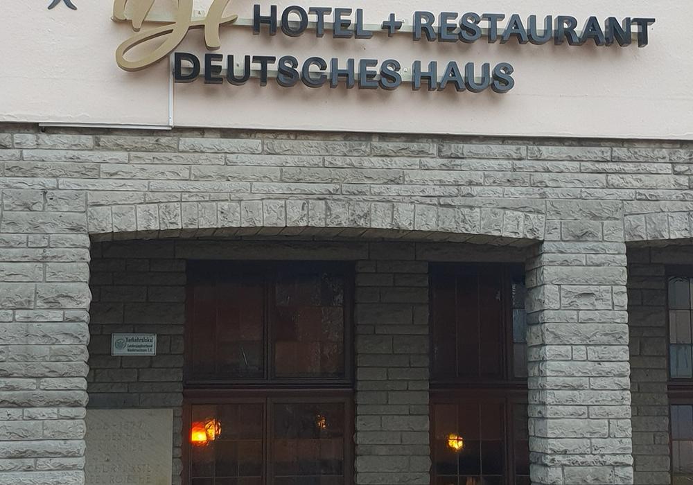 AfD Fraktion steht an Seite der Gastronomie in Gifhorn