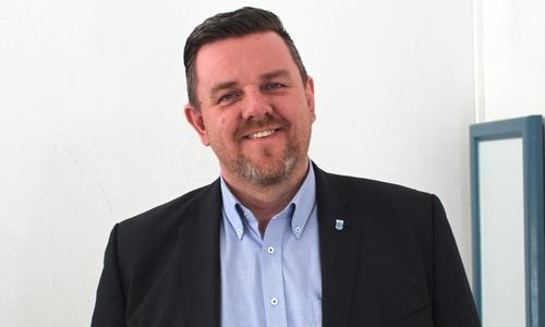 Andreas Busch, Gemeindebürgermeister in Lehre. (Archivbild)
