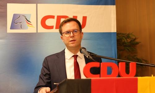 Für den CDU-Bürgermeisterkandidat Adrian Haack spielt das eine große Rolle bei der Belebung der Wolfenbütteler Innenstadt.