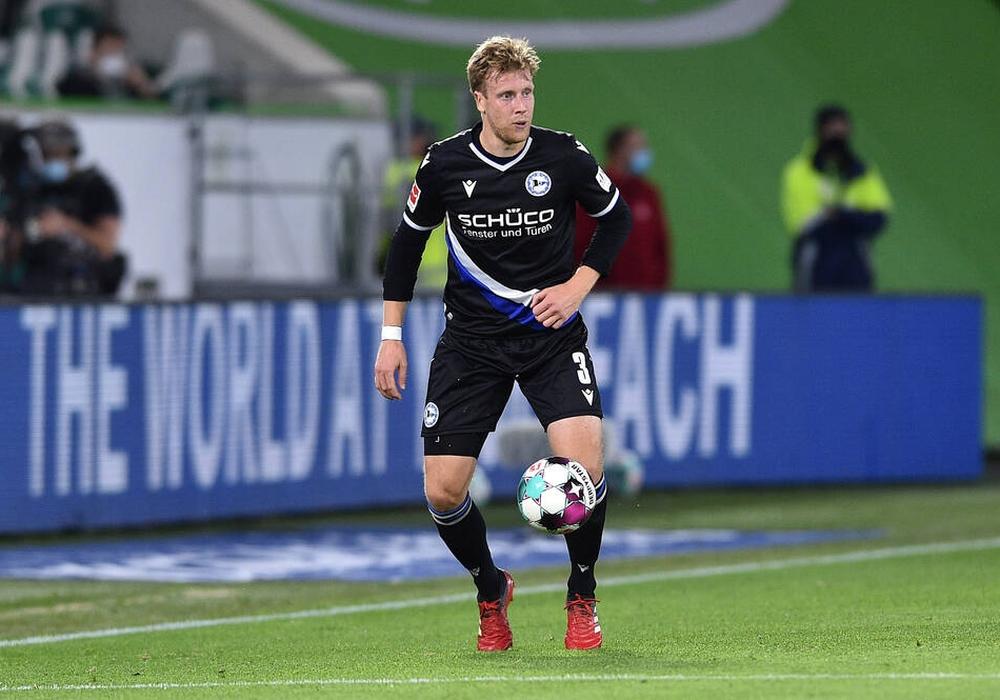 Brian Behrendt kommt von Arminia Bielefeldt.