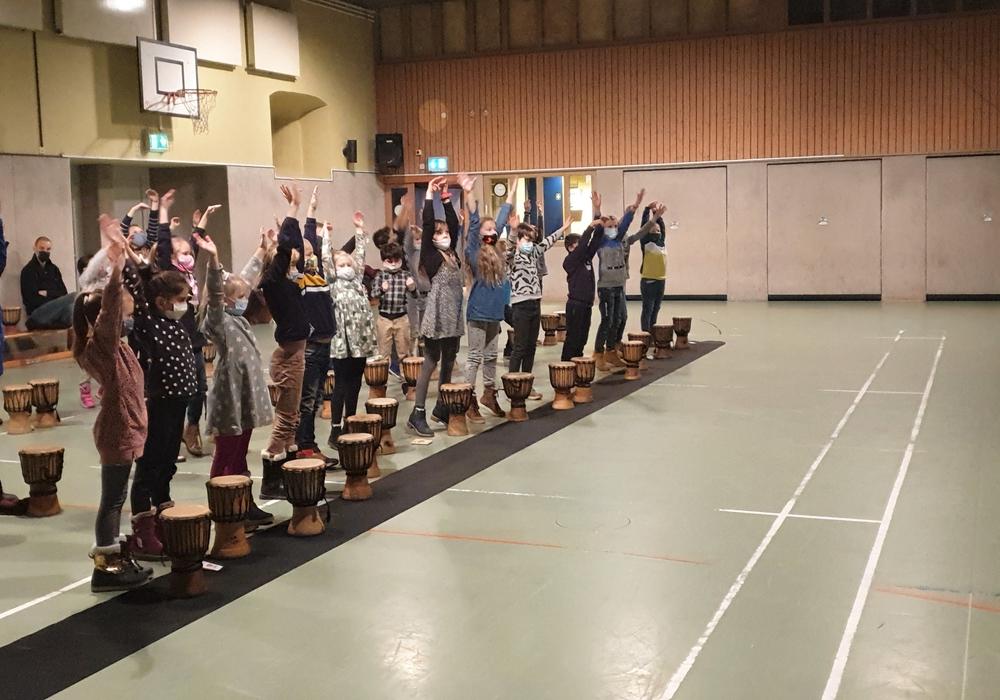 Die Grundschule St. Ludgeri holt musikpädagogisches Projekt nach Helmstedt