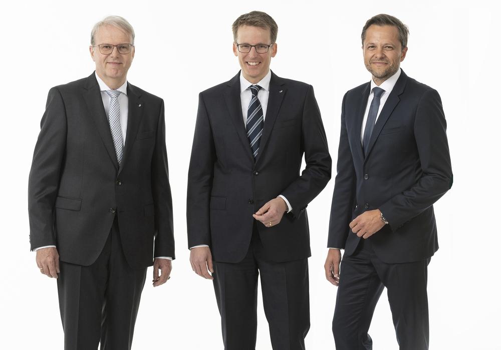 Der Vorstand der Nordzucker AG ab März.
