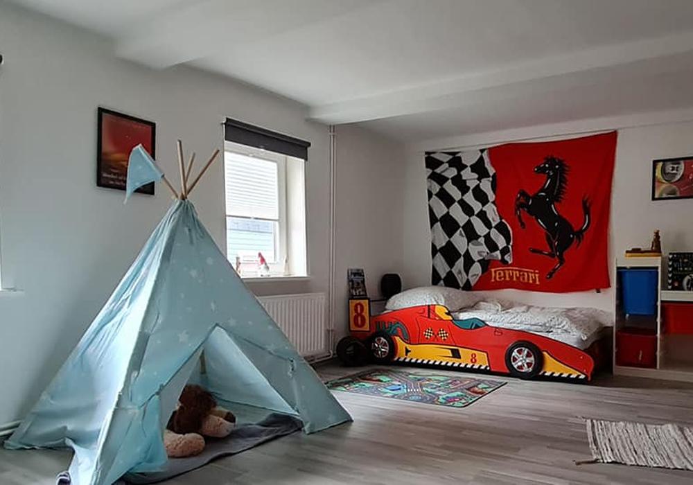 Wohnlich und gemütlich können Elternteile mit einem oder mehreren Kindern in der neuen Einrichtung im Landkreis Goslar zur Ruhe kommen.