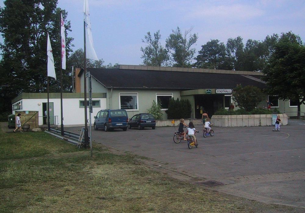 Die alte Stadthalle in Vienenburg wurde vor einigen Jahren abgerissen.