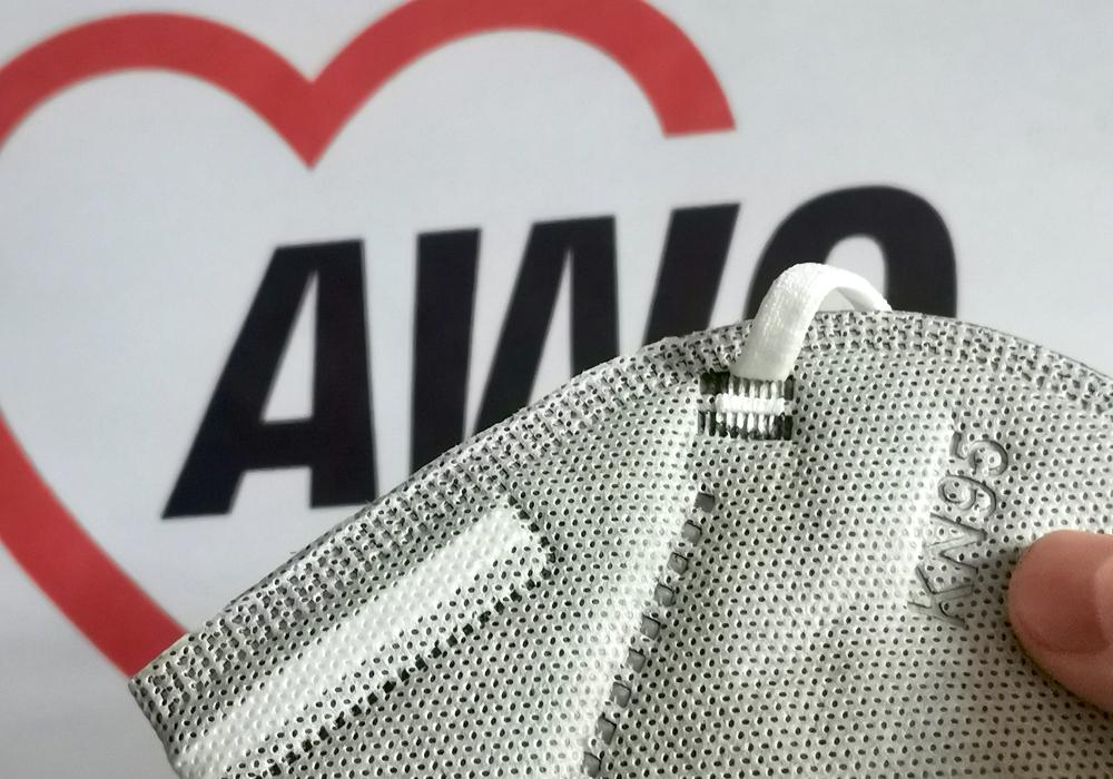 Die AWO hält die gelieferten Masken für unbrauchbar, der Bund widerspricht.