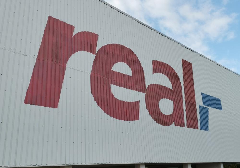 Etwa 100 Mitarbeiter hat der real-Markt in Goslar.