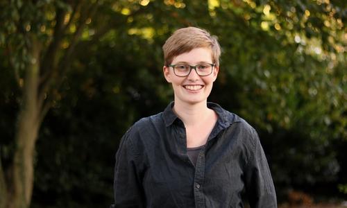 Karolin Otte will für die Grünen in den Bundestag.